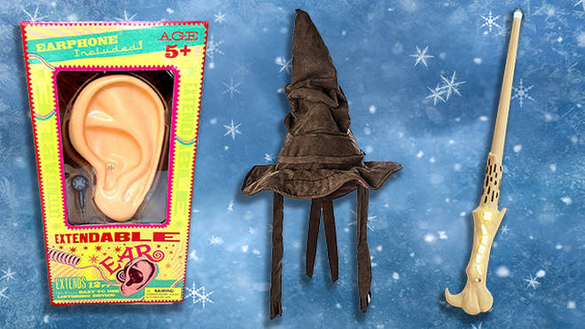 Harry Potter Christmas Gifts