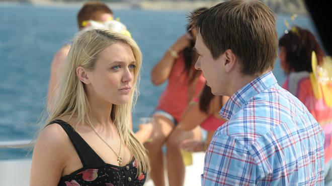 Emily Head starred as Carly in Inbetweeners