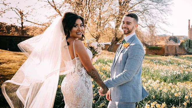 Nikita was forced to leave Married at First Sight UK