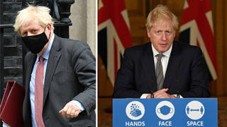 Boris Johnson will address the nation tomorrow to unveil the winter covid plans