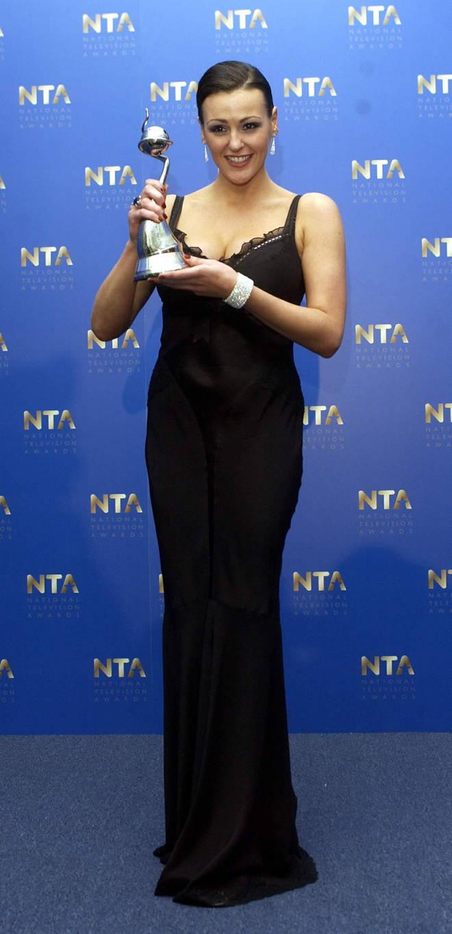 Suranne Jones won a NTA for her role as Karen McDonald