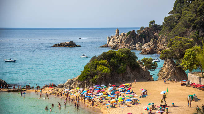 Spain has been highlighted as a possible green list contender