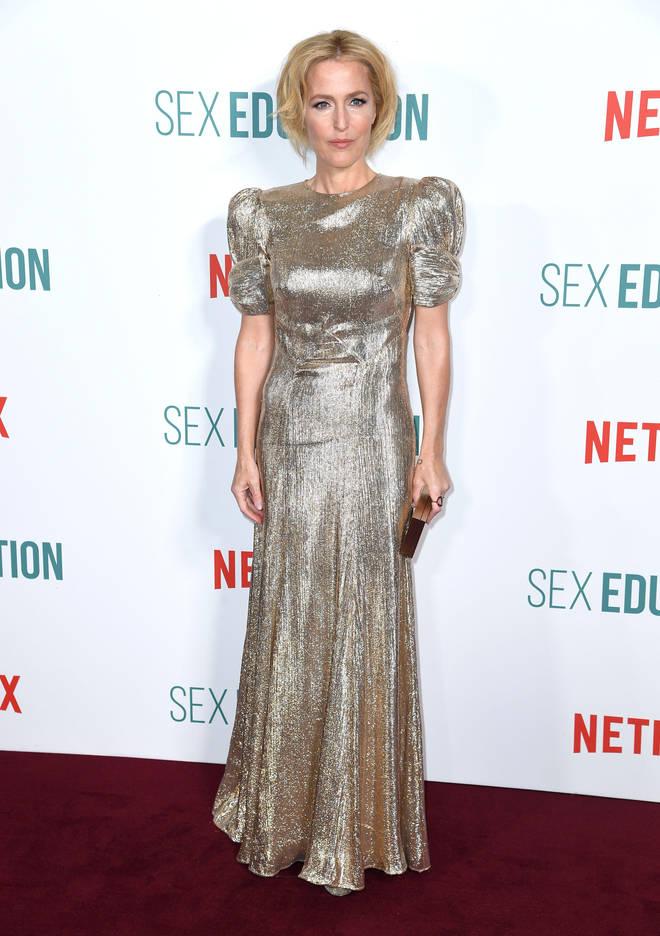 Gillian Anderson plays Jean