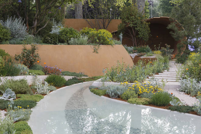 You'll be astounded by the garden designs