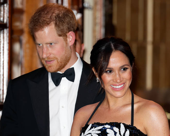 Harry and Meghan are hoping their new home will be ready in time for the baby arrival