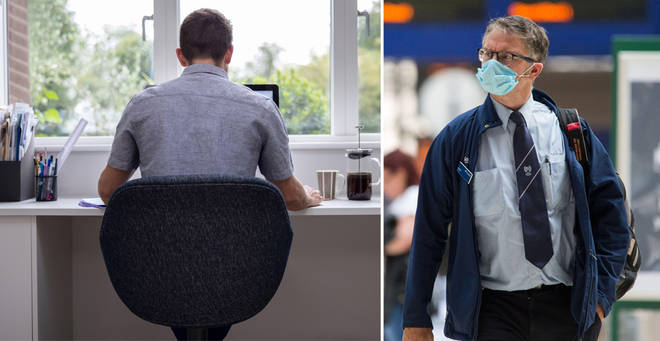 Working from home and mandatory face masks could return this winter