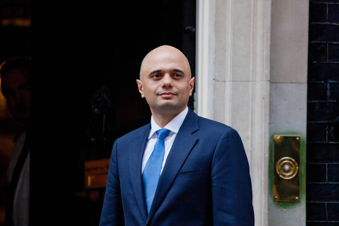 Sajid Javid announced the winter plan this afternoon