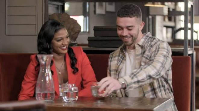 Ant and Alexis re-joined MAFS UK