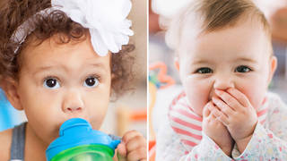 The most populat baby names from the last 20 years have been revealed
