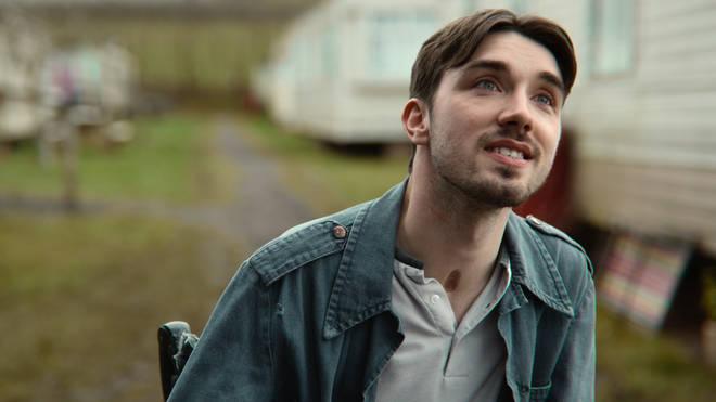 George Robinson plays Isaac