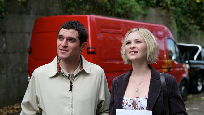 Mathew stars in Gavin and Stacey alongside Joanna Page
