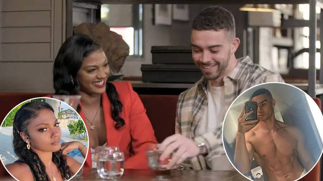Alexis and Ant re-joined the Married at First Sight UK line up