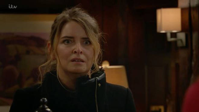 Charity Dingle was attacked in Emmerdale