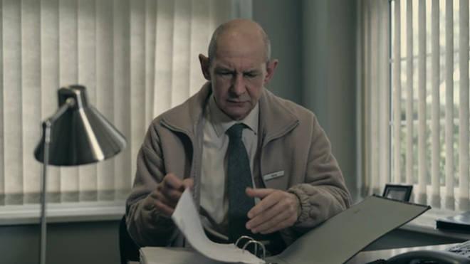 Ian Hart plays Steve in Help