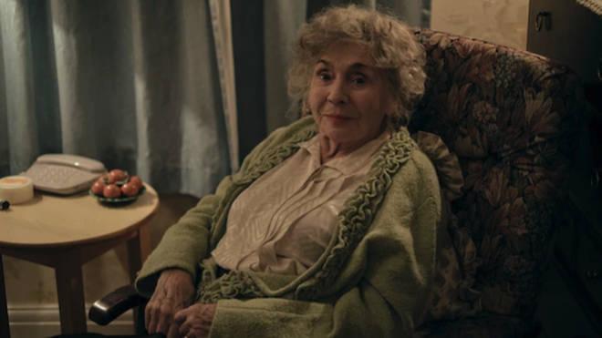 Sue Johnston plays Gloria in Help