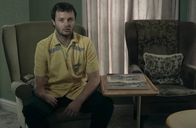 Arthur Hughes plays Tim in Help