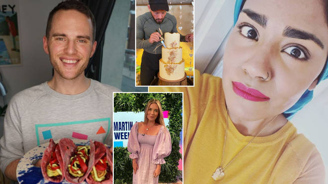 See who earns the most from Bake Off