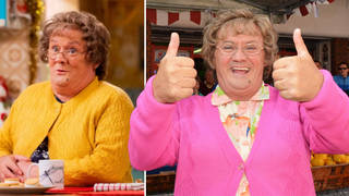 Mrs Brown's Boys is returning for a Halloween special this year