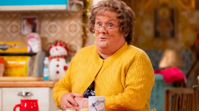 Mrs Brown's Boys first aired in 2011