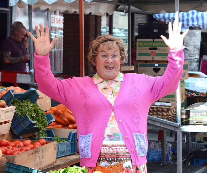 Mrs Brown's Boys is played by Brendan O'Carroll