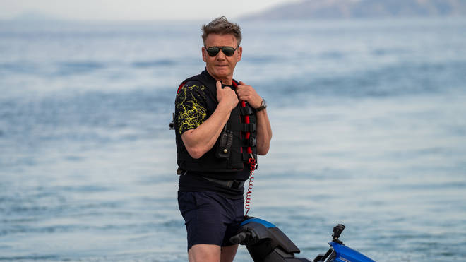 Gordon Ramsay will return to our screens in a few weeks