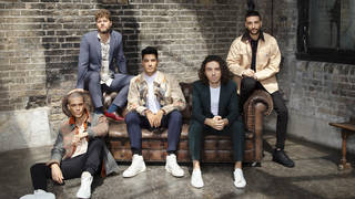 The Wanted are back together and heading out on tour