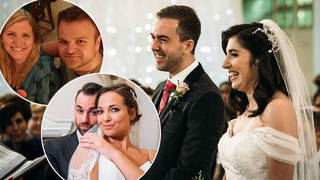 Verity and Jack and Ben and Stephanie were matched on Married at First Sight UK
