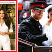 Meghan and Harry appear on the cover of Time magazine as they're named among the top 100 most influential people in the world