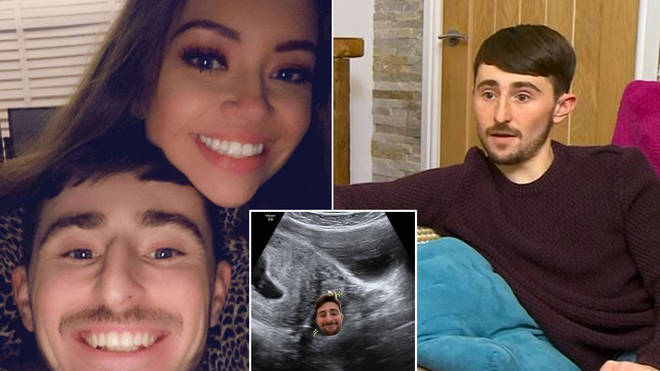 Gogglebox star Pete Sandiford is now a dad
