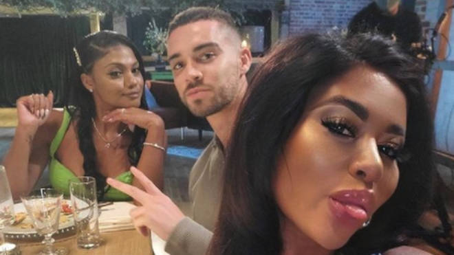 Married At First Sight UK contestants get to enjoy dinner and drinks at the dramatic dinner parties.