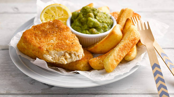 Moving Mountains fish fillets