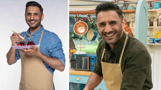 Chigs taught himself how to bake during lockdown and is now appearing on the biggest baking show in the UK