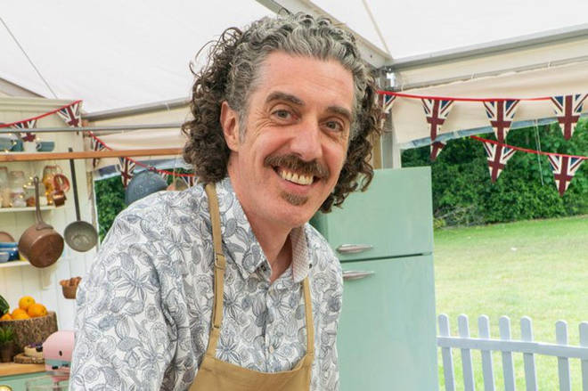 Giuseppe is originally from Italy, and loves using ingredients from the country in his bakes