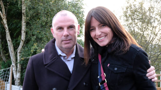 David McBride and Helen Ward appeared on Long Lost Family in 2019