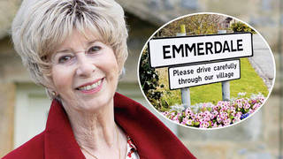 Fans will get to say goodbye to Diane Sugden in a few weeks