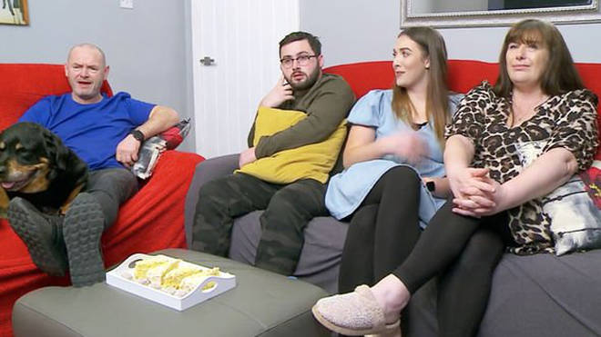 The Malone family have been on Gogglebox since 2014