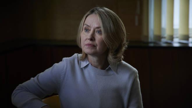 Beth Goddard as DS Cathy Rookin Manhunt