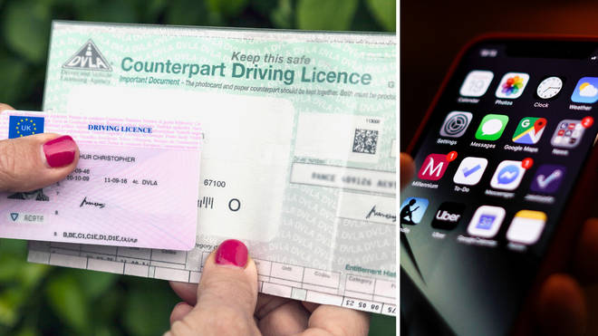 Driving licenses could move online as a new trial begins for learners
