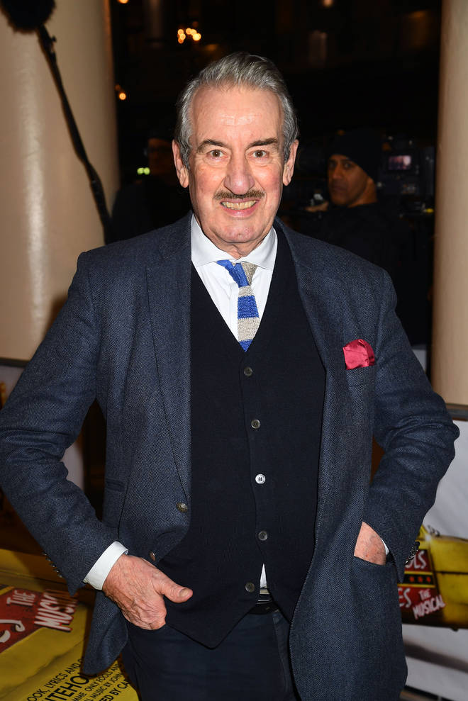 John Challis played Boycie in the hit TV comedy Only Fools and Horses