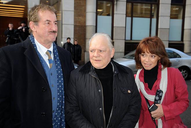 Sir David Jason said that John Challis was a 'true gentleman'