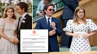Princess Beatrice and her husband Edoardo Mapelli Mozzi have welcomed their first child together