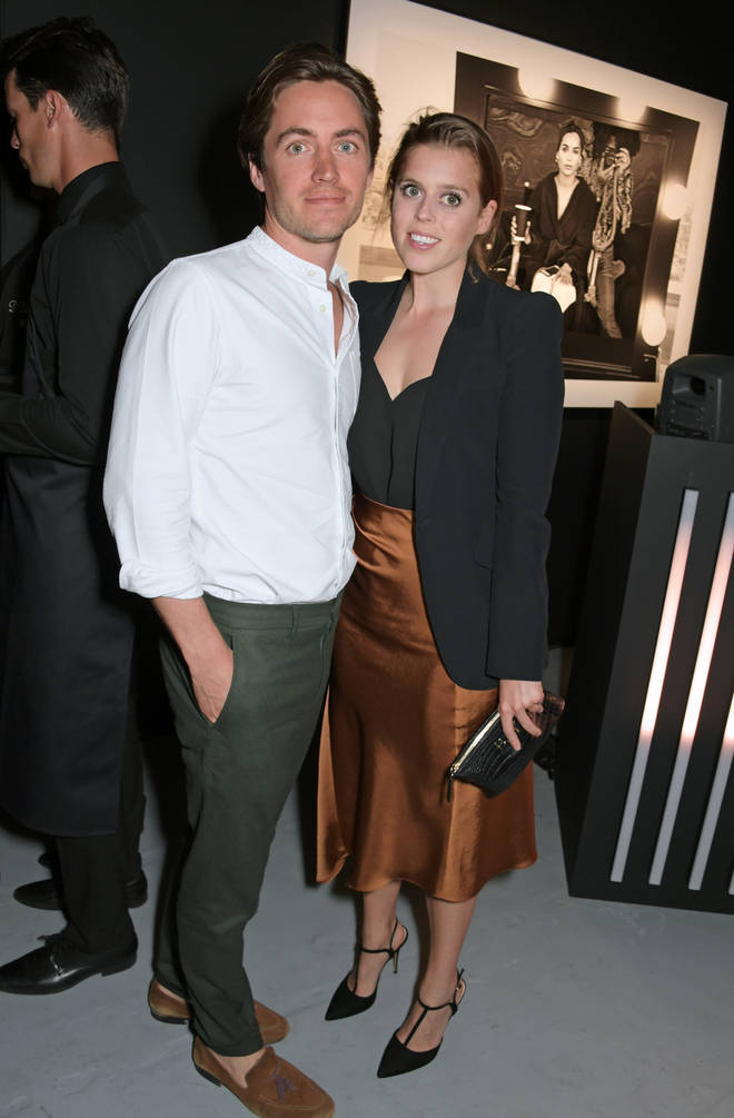 Beatrice and Edoardo have not yet revealed the name they have chosen for their daughter