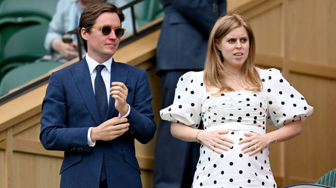 Edoardo Mapelli Mozzi and Princess Beatrice have welcomed a baby girl