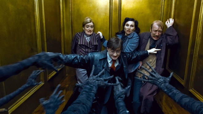 Sophie played Mafalda Hopkirk in Harry Potter and the Deathly Hallows: Part 1
