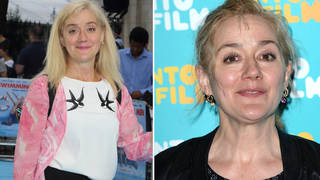 Sophie Thompson plays Lily's mum in Sex Education