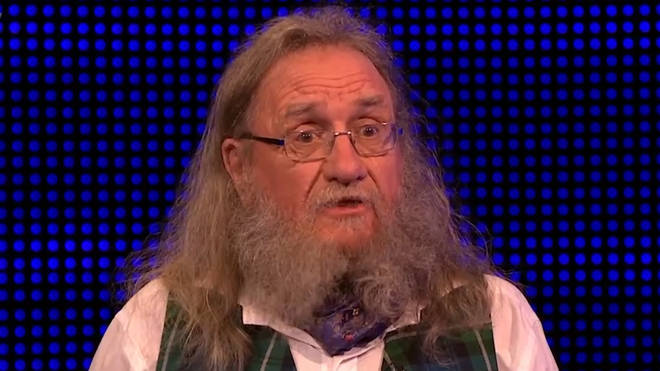 Pete Green appeared on Monday's episode of The Chase
