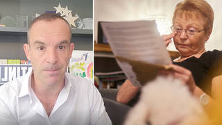 Martin Lewis has issued a warning to bill-payers (right: stock image)