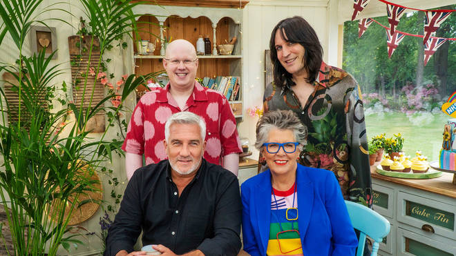 The Bake Off is back this September
