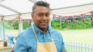 GBBO star Jairzeno is keen to show off his signature flavours in the Bake Off tent.