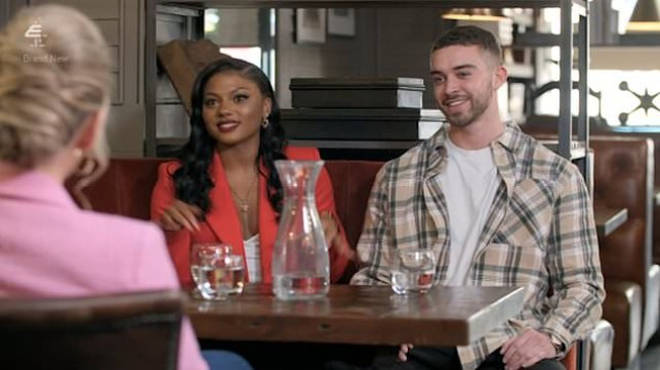 Alexis got close to Ant on Married At First Sight